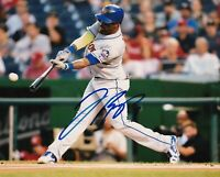 Jose Reyes Autographed Signed 8x10 Photo ( Mets ) REPRINT