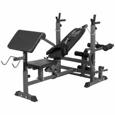 Gyronetics E-Series Universal Weight Bench Workstation