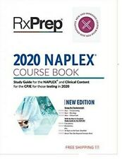 RxPrep's 2020 Course Book for Pharmacist Licensure Exam Preparation!