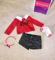 American Girl Grace Thomas City Outfit, Complete In Box! Retired!