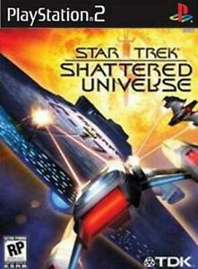 Star Trek: Shattered Universe [PS2] With Manual [PAL] VGC Playstation 2 Game