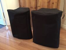 "Ev Sx300 - Sx200 - Sx100 Padded Speaker Covers - Also Fit Other 12"" Speakers"