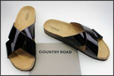 Country Road Leather Wedge Sandals & Flip Flops for Women