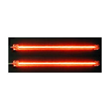 Logisys Dual Cold Cathode Fluorescent Lamp (Red) Computer Lights
