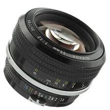 Nikon Nikkor 55mm 1.2 Non-Ai Lens