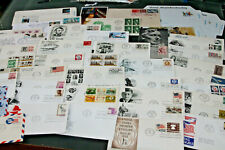 USA 1950's-80 COLLN OF 50+ COVERS, POSTAL HISTORY, STATIONERY