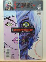 izombie #1 Vertigo Comics 2015 Special Edition CW Roberson Allred CB8357