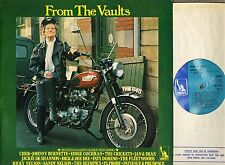 FROM THE VAULTS eddie cochran/ricky nelson/sandy/pj proby/crickets LP PS EX/EX -