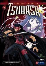 Tsubasa - Vol. 2: Seeds of Revolution (DVD, 2007)