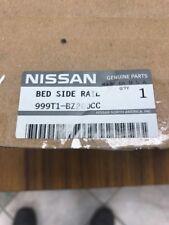 Nissan Frontier 2013-2015 Left Upper Bed Rail