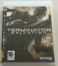 TERMINATOR SALVATION PS3 PLAYSTATION 3 ITALIANO BUONO SPED GRATIS SU + ACQUISTI