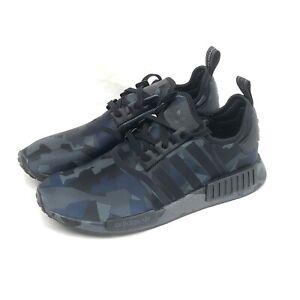 Size 13 Men's adidas Men's NMD_R1 Sneakers EF4263 Camo Black/Grey Six/Carbon