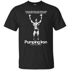 Arnold Schwarzenegger, Pumping Iron, Movie,  Body Building, Weightlifting,