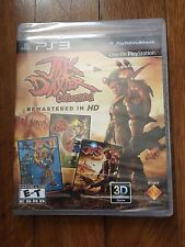 Jak and Daxter Collection (Sony PlayStation 3, 2012) Brand new