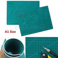 A1 PVC Self Healing Rotary Cutting Mat Craft Quilting Grid Lines Printed Board