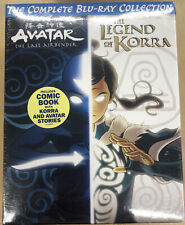 Avatar The Last Airbender + Legend Of Korra: Complete Collection (Blu-Ray, 2019)