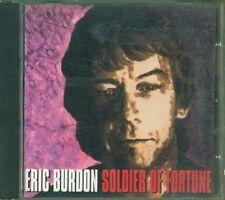 Eric Burdon - Soldier Of Fortune (The Animals) Cd Perfetto