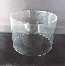 Kerosene Heater Glass for Aladdin Heaters as listed. 90mm tall.