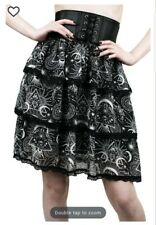 NWT KILLSTAR New Moon Corset Skirt [B] XXL