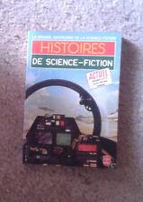 Histoires de science-fiction. Actuel. Le Livre de Poche. Dépôt légal 1984.