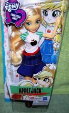 "My Little Pony Equestria Girls APPLEJACK Doll 11""H New"