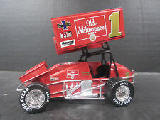 1995 Limited Edition Racing Action #1 Sammy Swindell Old Milwaukee  1:24th scale