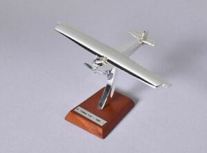 Atlas Silver Airplane Collection 1:200 Fokker F.III