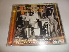 CD  Tropical Fever 40 Hot Latino,Salsa & reggae dance Tracks RTL2