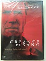 Créance de sang DVD NEUF SOUS BLISTER Clint Eastwood