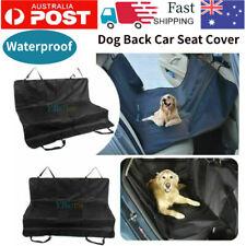 1pcs 132*142 Waterproof Pet Dog Cat Back Car Seat Protector Cover Hammock Mat