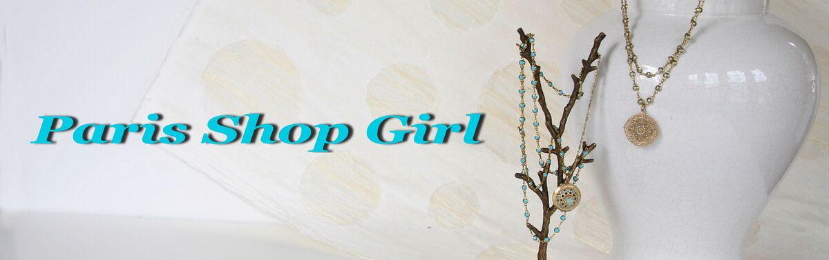 The Paris Shop Girl