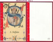 3514 SANTINO HOLY CARD S. SANTO STEFANO FB BONELLA 684-I.G. 24