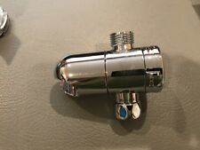 3-Way Bathroom Shower Water Diverter (Delta)