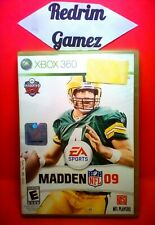 Madden Nfl 09 Xbox 360 Video Games