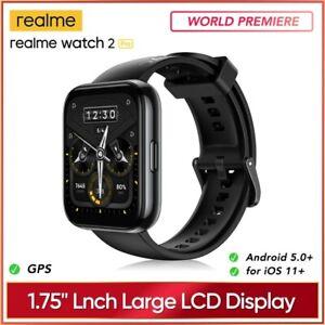 "Global Version Realme Smart Watch 2 Pro 1.75""Color Display Dual Satellite GPS 90"