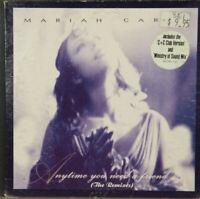 Mariah Carey – Anytime You Need A Friend (The Remixes) *RARE SINGLE*  (C3)