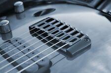 Brandnew Hipshot 7 String replacement black bridge for  Ibanez gibraltar guitar