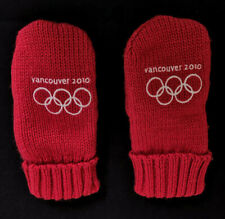 2010 Vancouver Olympics Hudsons Bay Mittens. Adult L/XL. New without Tags