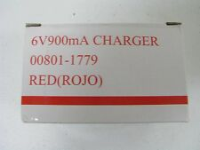 Power Wheels Fisher Price Mattel 6V 900mA Charger w/ Probe (00801-1779)