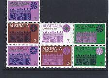 Australian Christmas 1971 Block Mint (BP136)