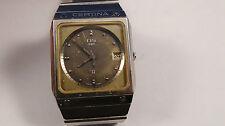 CERTINA DS N2 vintage watch uhr quartz