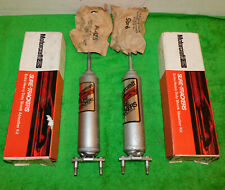 1961-1969 Ford Falcon Fairlane Torino Mercury Comet NOS FRONT HD SHOCK ABSORBERS