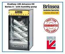 Brinsea Factory Direct - Ovaeasy 190 Advance EX Series II Incubator