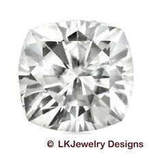 2.00 CT CUSHION MOISSANITE FOREVER ONE - GHI - 7.5 mm from CHARLES AND COLVARD