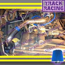 2002 2003 2004-2007 DODGE RAM 1500 3.7L V6 FULL COLD AIR INTAKE STAGE Blue 3