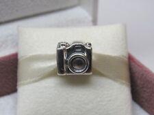 New w/Box Pandora Sentimental Snapshots Camera Charm 790961 Photography Photo