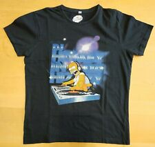 T-Shirt Officiel THE SIMPSONS : DJ Homer (M)