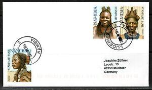 Namibia Cover - Luderitz 3 - 10.09.2003 Frauen