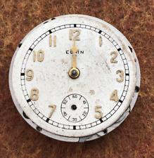 Movement Parts/Repair 0s 15j Nr Vintage 1910 Elgin Grade 354 Watch