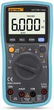 ZOTEK VC17B Digital Multimeter 6000 Counts Backlight AC DC Ammeter Voltmeter Ohm